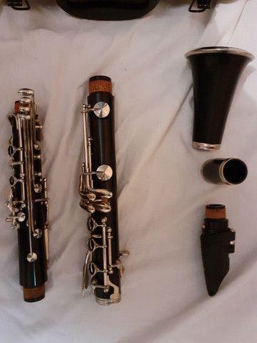 Clarineta Eagle 17 Chaves , Novíssima, usada poucas horas. Vale a pena conferir - Foto 2
