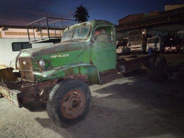 Caminha Chevrolet 1942 - Foto 2