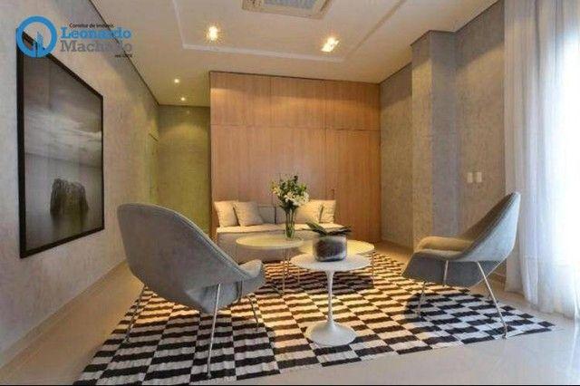 Apartamento com 2 dormitórios à venda, 47 m² por R$ 549.000,00 - Meireles - Fortaleza/CE - Foto 6