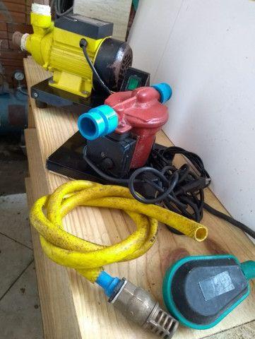 Bomba d'água, pressurizador válvula de retenção,bóia elétrica   - Foto 6