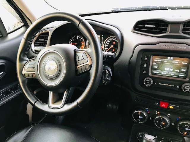 Jeep Renegade 2016 2.0 16v turbo diesel longitude 4p 4x4 automático - Foto 5
