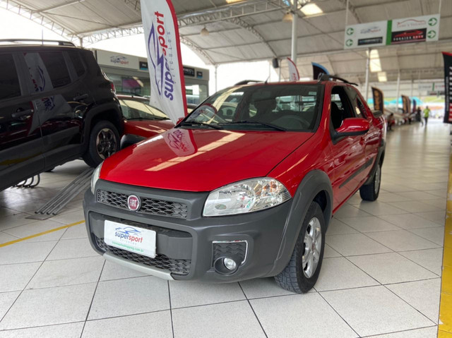 Fiat Strada CD 1.4 2018 3 Portas !!  - Foto 3
