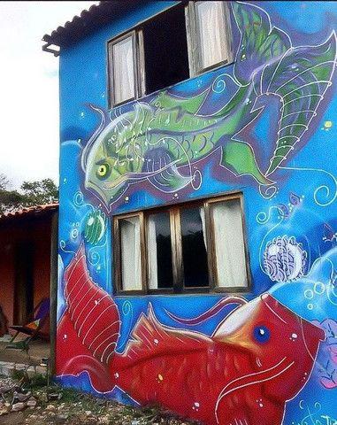 GRAFFITI E PINTURA BÁSICA.