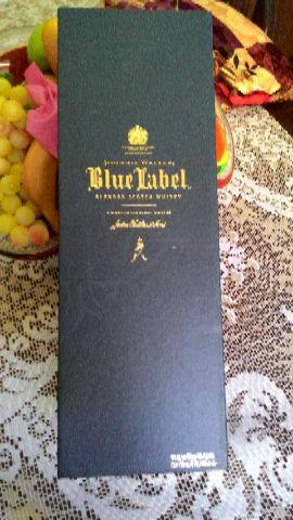 Whisky Johnny Walker Blue