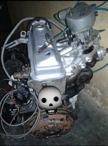 Vendo motor ap turbo forjado