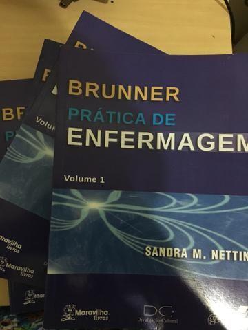 Livro Brunner 4 volumes