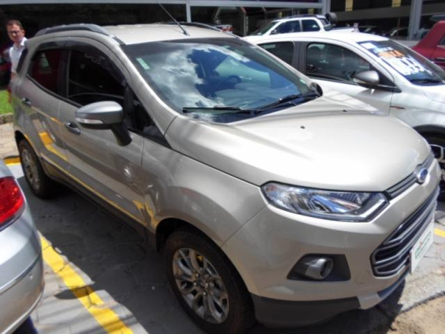 ECOSPORT 1.6 FREESTYLE 16V FLEX 4P 2015