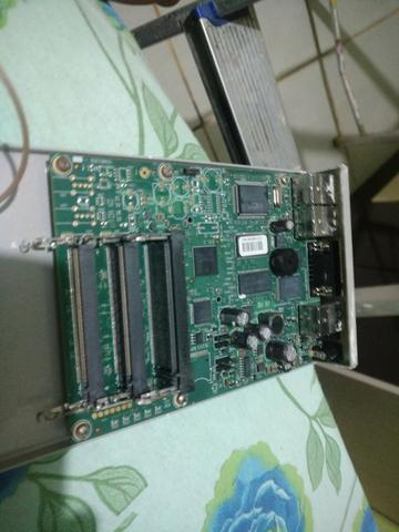 Vendo routerboard rb433