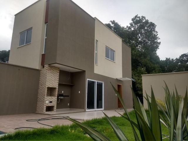 Casa Duplex, 4 quartos, Jardim dos Morros na Planta