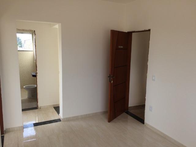 Apto novo área privativa com 2 quartos, MCMV. Apenas 125 Mil financiado. - Foto 2