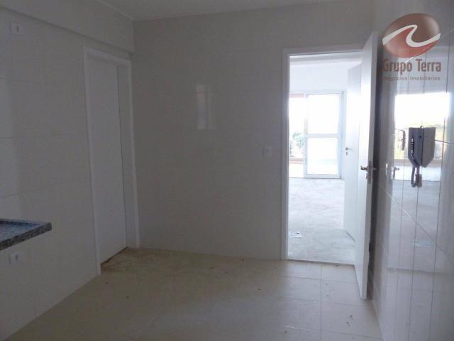 Apartamento à venda, 122 m² por r$ 573.400,00 - jardim das indústrias - são josé dos campo - Foto 13