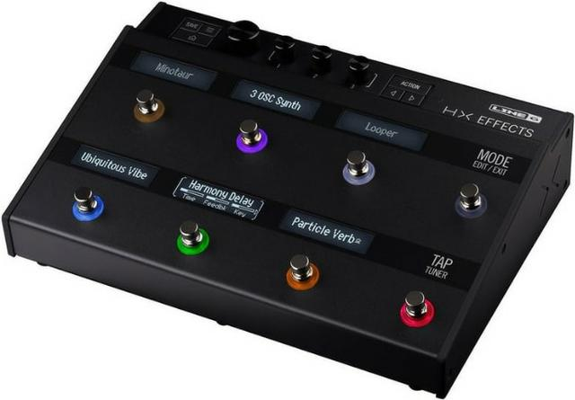 Line 6 HX Effects Guitar Multi-Effects Floor Processor Novo Loja! - Foto 2
