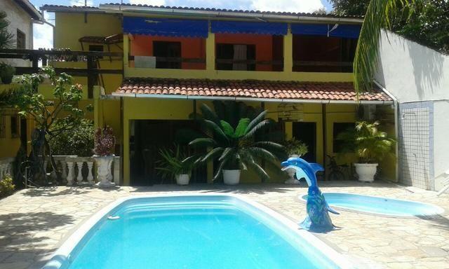 Quatro casas no mesmo terreno em Itamaracá, perto da Praça do Pilar - Foto 3