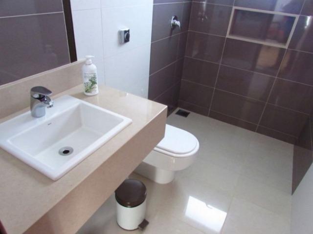 Samuel Pereira oferece: Casa Bela Vista 3 Suites Moderna Churrasqueira Paisagismo Salão - Foto 17