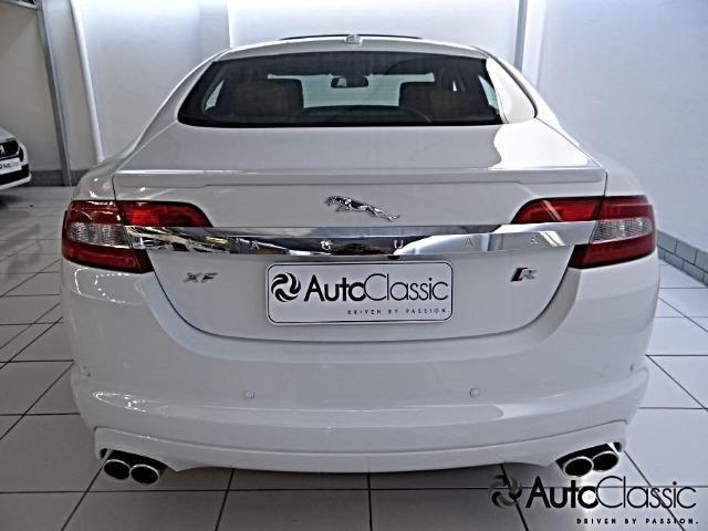 Jaguar Xfr Supercharged 5.0 V8