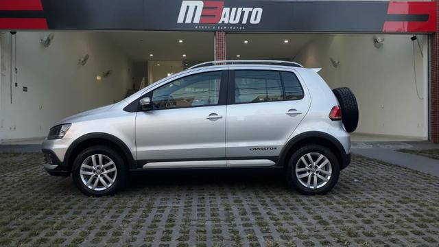 Vw - Volkswagen Crossfox 1.6 Aut Imotion - Completo e Revisado