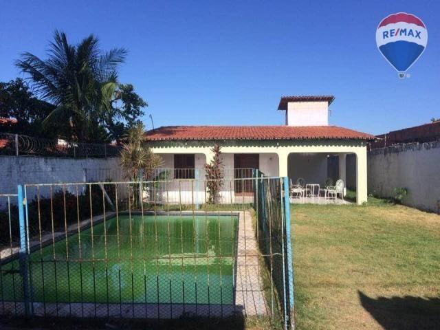 Casa com 4 quartos (2 suítes) com piscina - Foto 2
