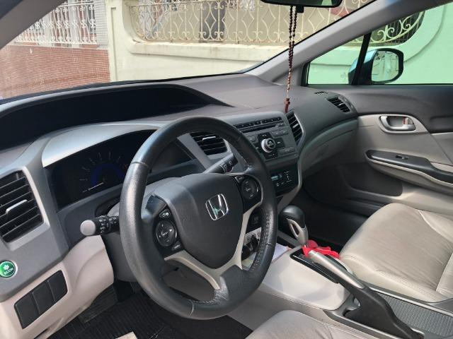 Honda Civic LXS 12/13 Automático