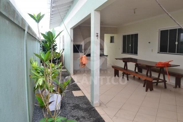 Casa à venda com 3 dormitórios em Gravatá, Navegantes cod:CA00042 - Foto 14