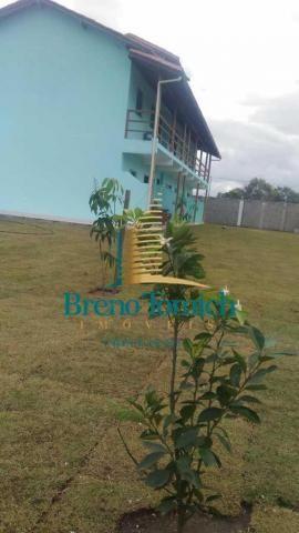 Pousada com 6 dormitórios à venda, 413 m² por r$ 799.000 - coroa vermelha - porto seguro/b - Foto 15