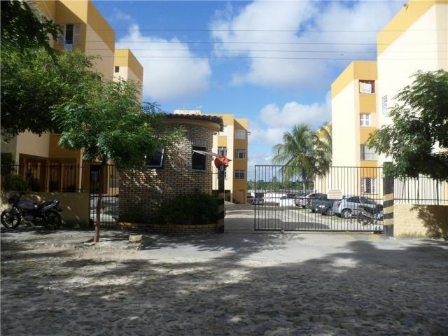Edifício villagio água fria - apartamento para alugar no edson queiroz, fortaleza - ap0069 - Foto 14