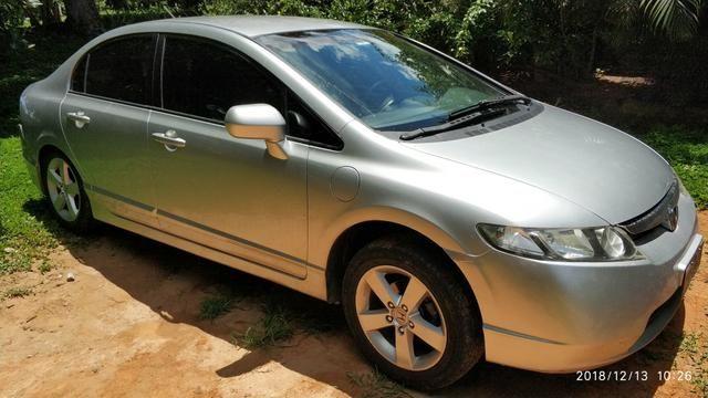 PARA VENDER LOGO! Honda new civic lxs automático 2008/2008 - Foto 3