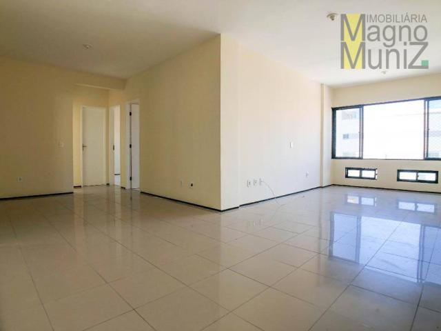 Apartamento com 3 dormitórios para alugar por r$ 500,00/mês - papicu - fortaleza/ce - Foto 7