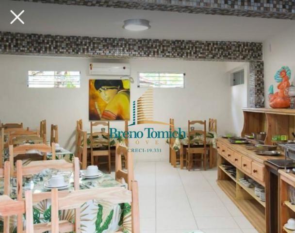 Pousada com 17 dormitórios à venda, 650 m² por r$ 1.800.000 - coroa vermelha - porto segur - Foto 7