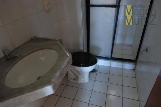 Apartamento com 3 dormitórios para alugar, 114 m² por r$ 800,00/mês - fátima - fortaleza/c - Foto 10