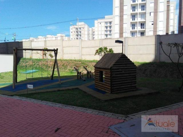 Apartamento com 2 dormitórios à venda ou locação, 57 m² - Residencial Viva Vista - Sumaré/ - Foto 17