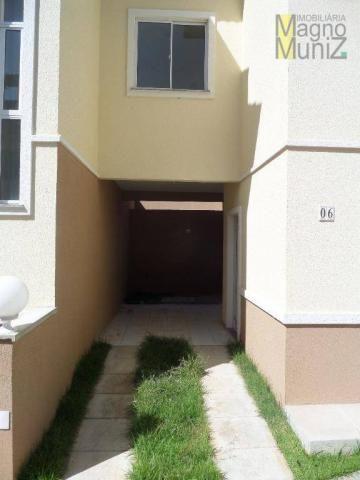 Casa duplex em condomínio, passaré - Foto 7