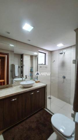 Apartamento com 3 dormitórios à venda, 129 m² por r$ 750.000,00 - centro - novo hamburgo/r - Foto 20