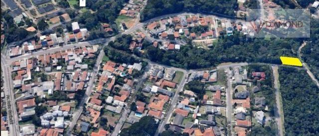 Terreno à venda em Barreirinha, Curitiba cod:TE0088