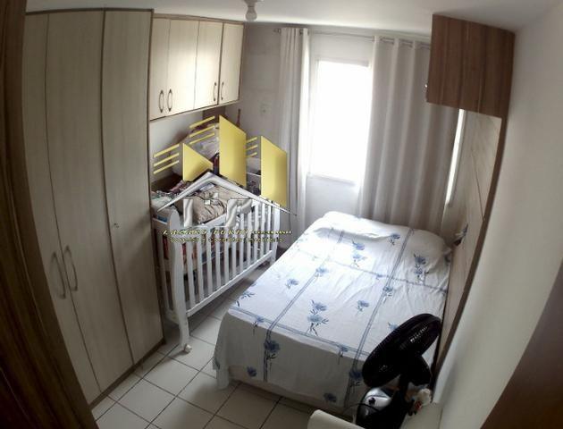 Laz - Alugo apartamento com varanda 2Q sendo uma suite condomínio com lazer completo - Foto 7