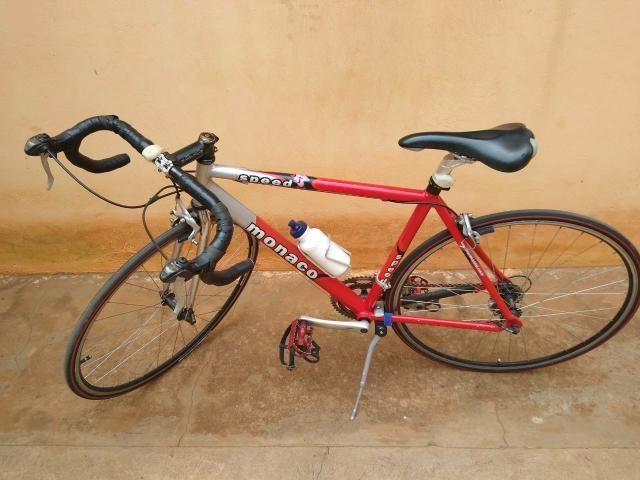Bicicleta Speed Mônaco - Foto 3