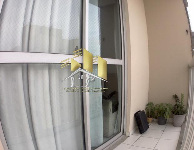 Laz - Alugo apartamento com varanda 2Q sendo uma suite condomínio com lazer completo - Foto 11