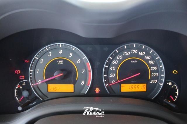 Toyota Corolla GLi 1.8 Preto - Foto 4