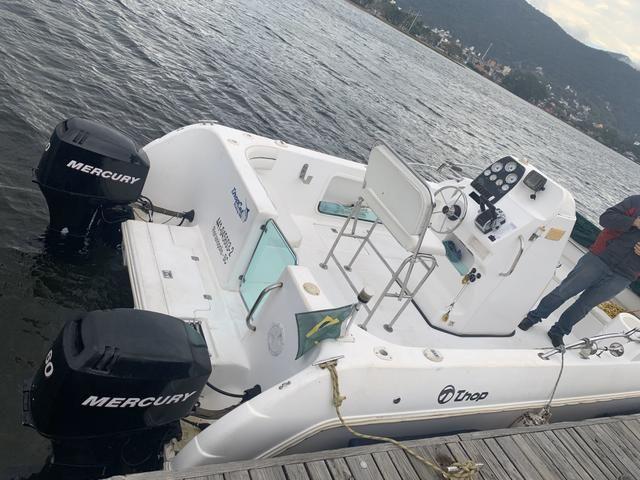 Catamarã ThopCat 180 4 tempos Fishing Navegação Espetacular - Mar Aberto