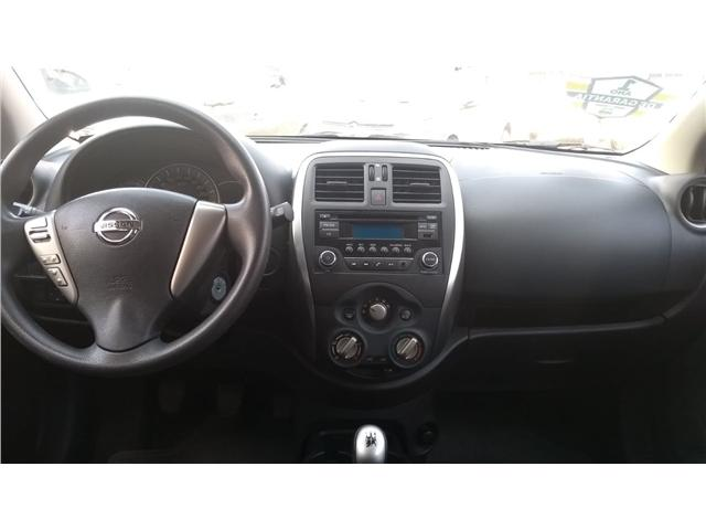 Nissan March 1.6 sv 16v flex 4p manual - Foto 9