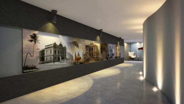 Apartamento à venda com 3 dormitórios em Gruta de lourdes, Maceió cod:74648 - Foto 7
