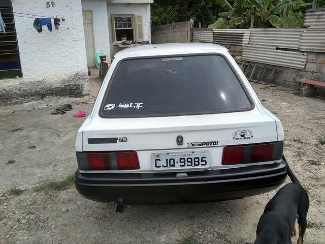 Vendo ou troco num carro mais novo gol,uno,palio.etc - Foto 8