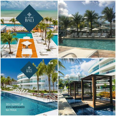 In Mare Bali Resort Residencial de 82m² (Praia de Cotovelo-RN)