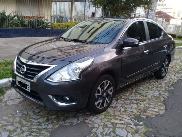 Nissan Versa - Única dona - quase zero (Imperdível)