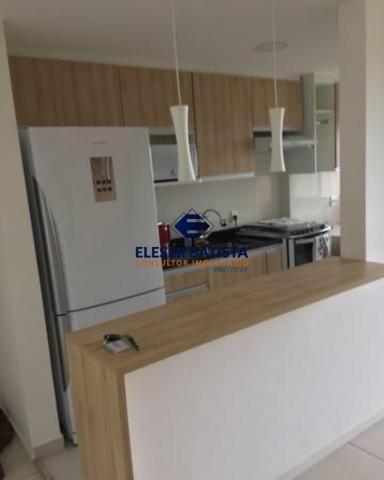 Apartamento à venda com 3 dormitórios em Villagio manguinhos, Serra cod:AP00088 - Foto 3