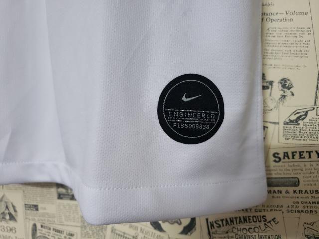 Camisa Corinthian home Branca 2019 2020 - Foto 5
