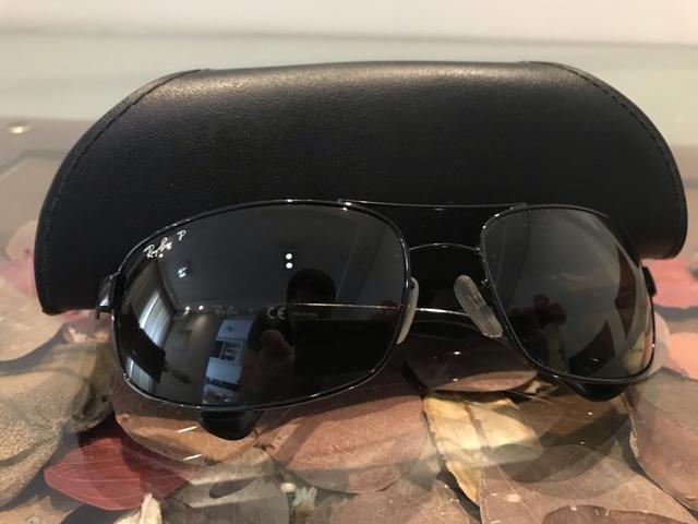 f1d64289817de Óculos Ray-Ban - Lente Polarizada RB3445 - Bijouterias
