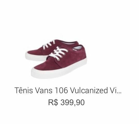 1ff6ead526e Tenis vans 106 vulcanized vinho - Roupas e calçados - Nova Suíssa ...