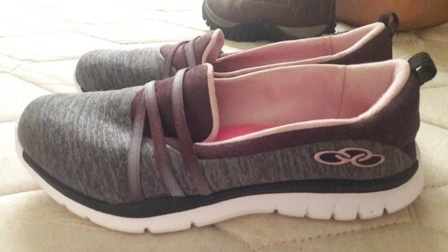 7250df081dc Tênis sapatilha Olympikus n 38 - Roupas e calçados - Santo Inácio ...