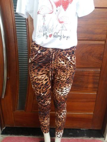 1ae6938ad Calça Animal print - Roupas e calçados - Vila Velha