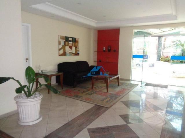 4b4a4742f Apartamento com 3 dormitórios à venda, 86 m² por R$ 450.000 - Cidade Jardim